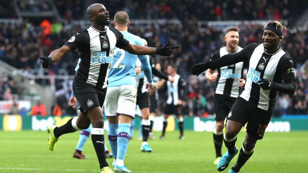 EQUALISER: Willems draws Newcastle level soon after