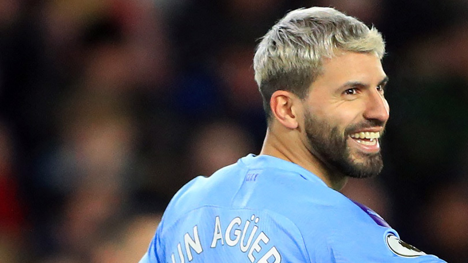 'Hungry' Aguero wants more goals