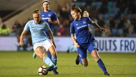 Throwback: City 2-1 Everton Ladies