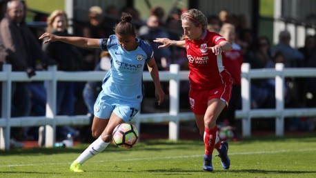 MCWFC highlights: Late Parris strike downs Bristol