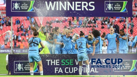 FA Cup final: Birmingham 1-4 Man City Women