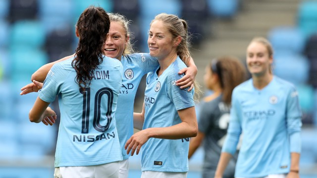 TOP TEN: Nadia Nadim bagged another goal