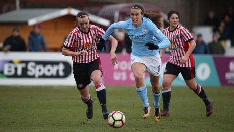 Match highlights: Sunderland 0-3 City