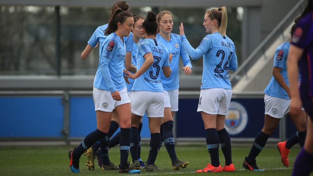 City v Liverpool Women match report - Manchester City FC 98c0fda2e