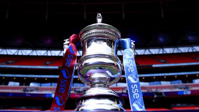 FA Women's Cup Final: Manchester City v West Ham United