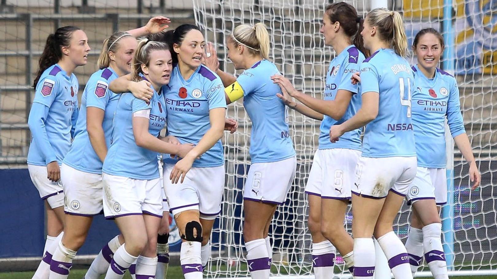 Las vigentes campeones se enfrentarán al Sheffield United en los cuartos de final.