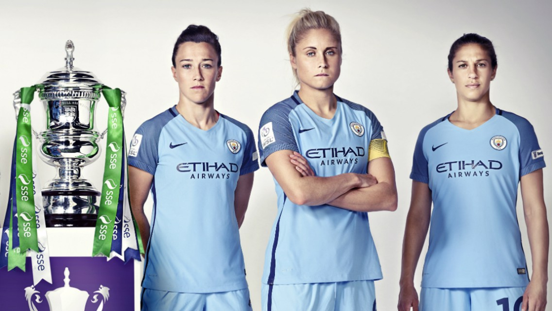 Man City Women: Up for the Cup!