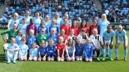CITY FAMILY: Become affiliated with Manchester City's women's team for the 2018/19 season