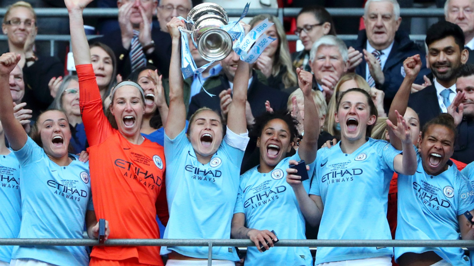 GREAT EIGHT: City will have strong representation in the Lionesses' squad
