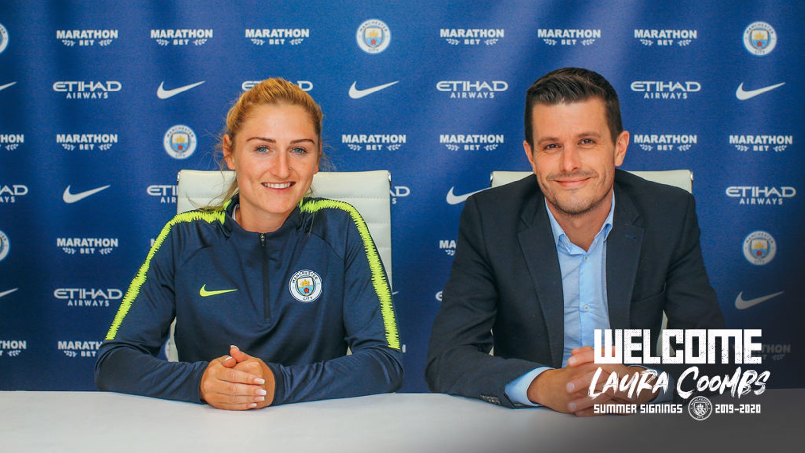 El City ficha a Laura Coombs