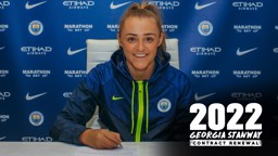 SUPER STANWAY: City are delighted to announce Georgia Stanway has signed a new contract.