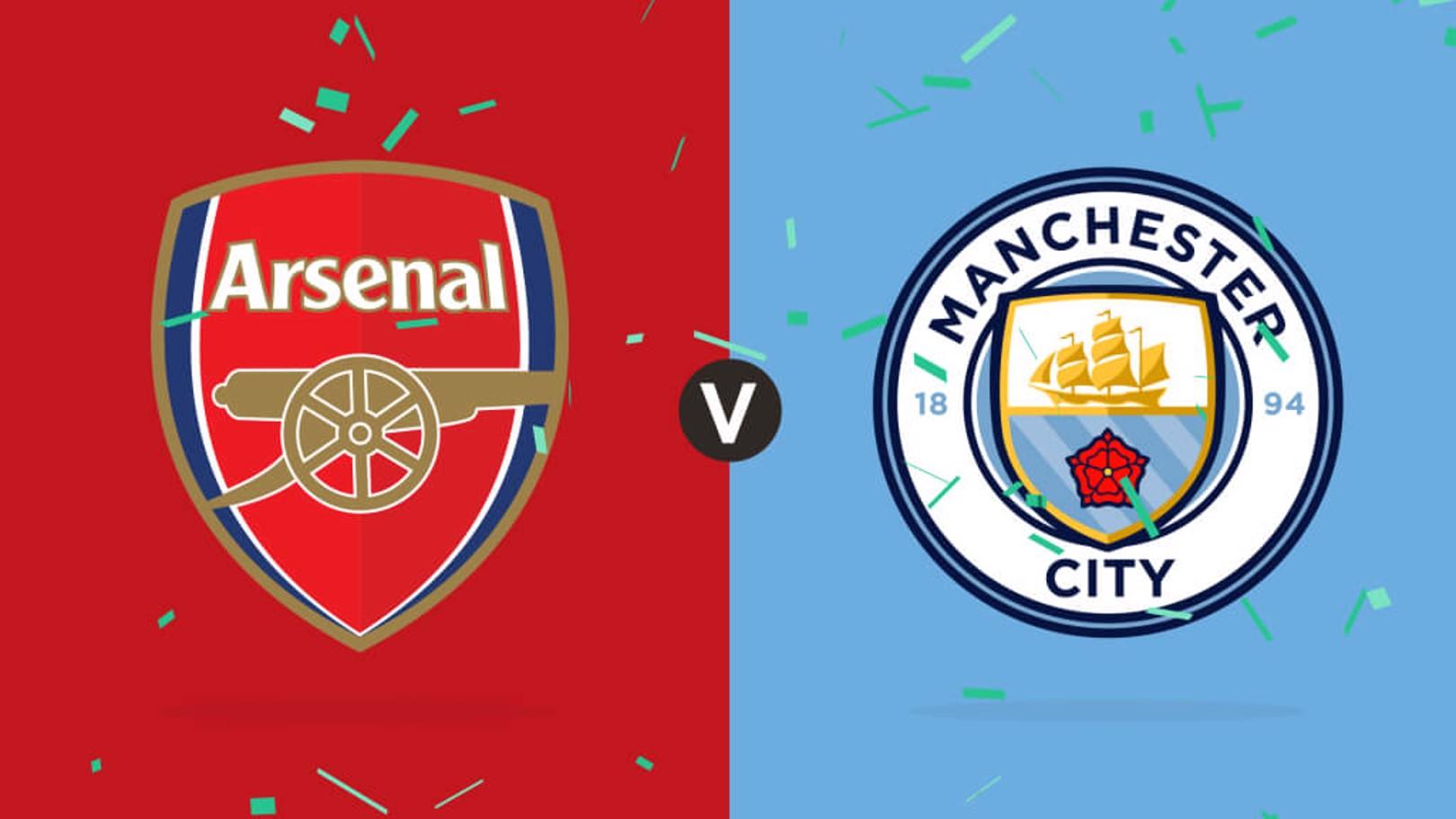 Arsenal v Man City caraboa cup
