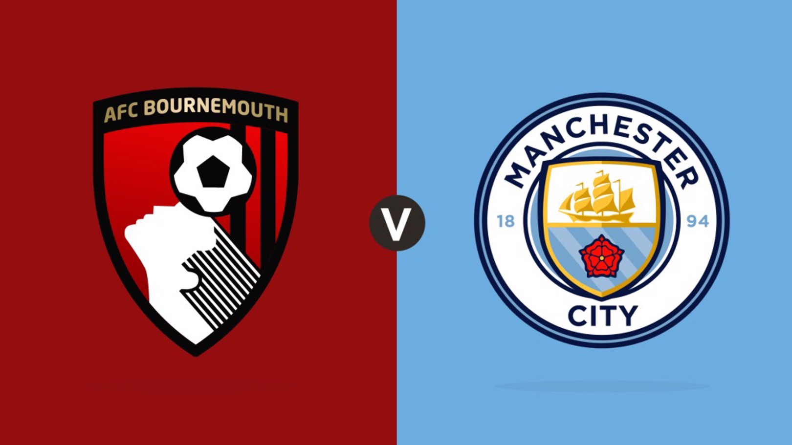 Bournemouth v Manchester City