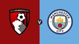 Bournemouth v Manchester City