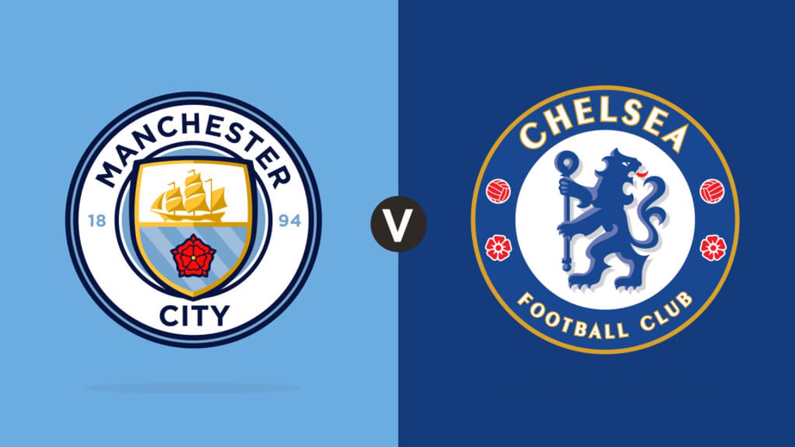 City v Chelsea: Match and player stats