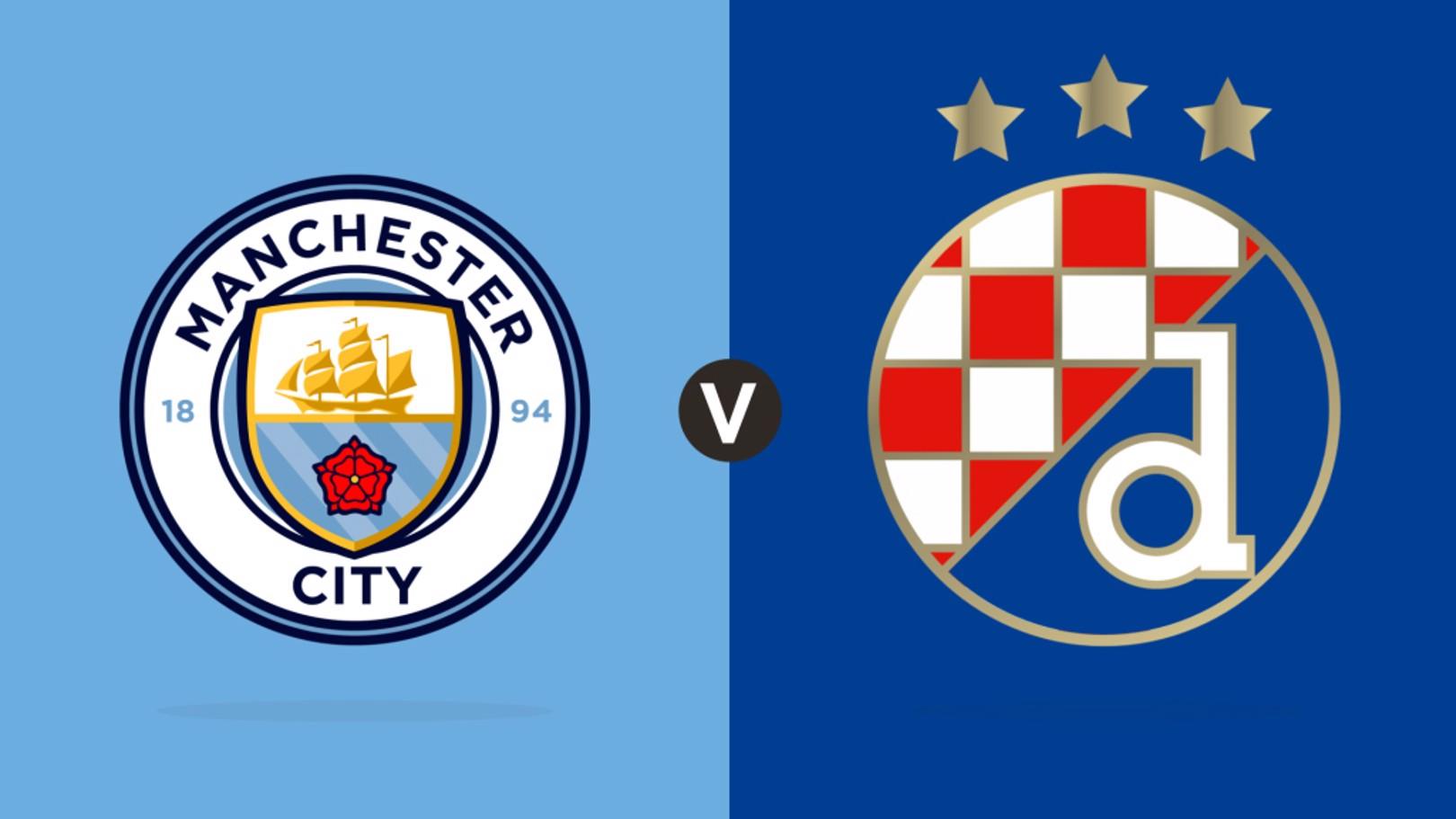 Manchester City - Dinamo Zagreb.