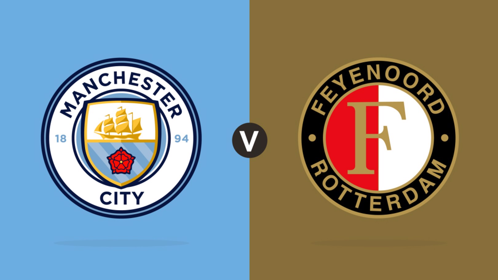 Man City v Feyenoord