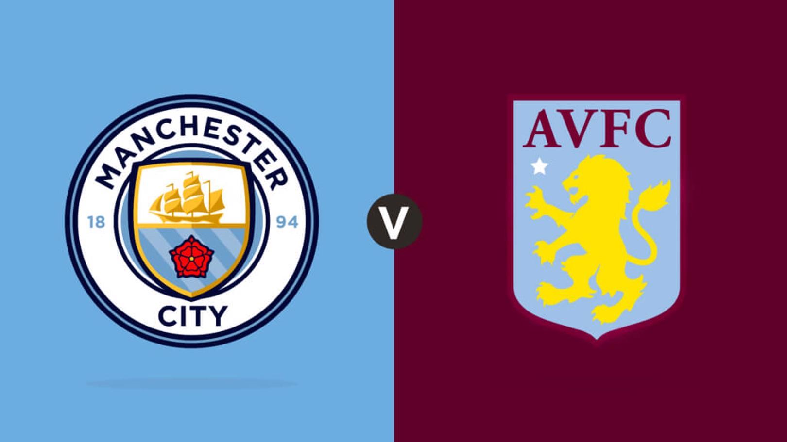 City – Aston Villa: en directo.