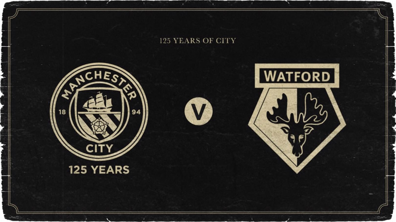City v Watford LIVE