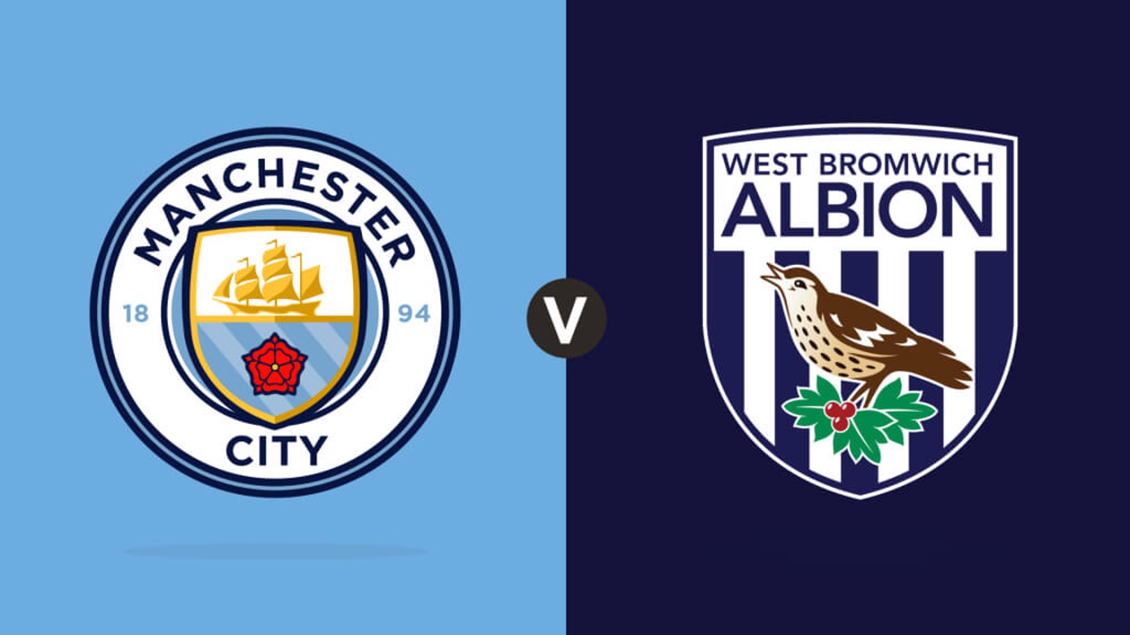 City v West Brom MATCH DAY LIVE