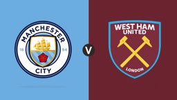 Manchester City v West Ham