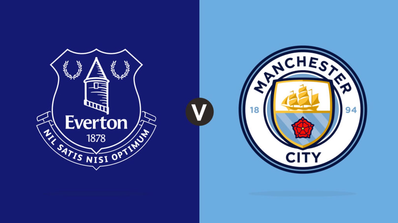 Everton v City match day live