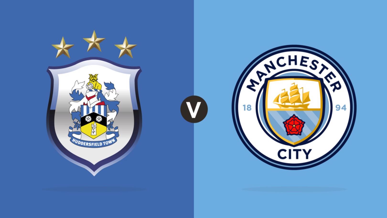 Huddersfield Town v Manchester City