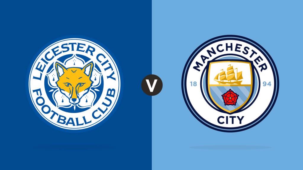 Leicester City  v Man City Match Day