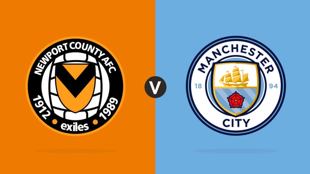 Newport County FC v City FA Cup 5th Round