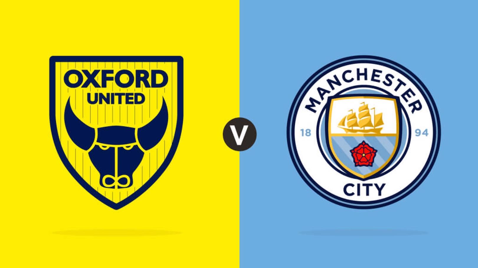 Oxford United v Manchester City : LIVE MATCH DAY!