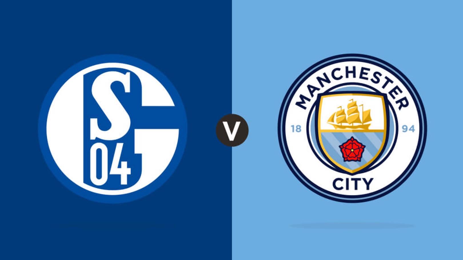 Schalke 04 - Manchester City.