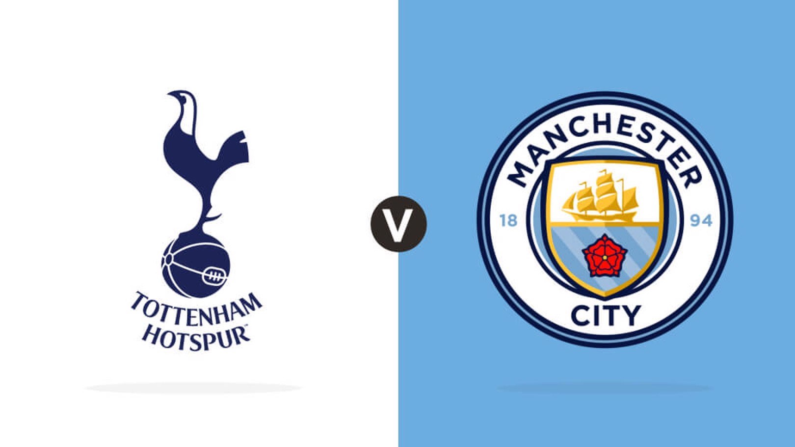 Spurs v City MATCH CENTRE LIVE