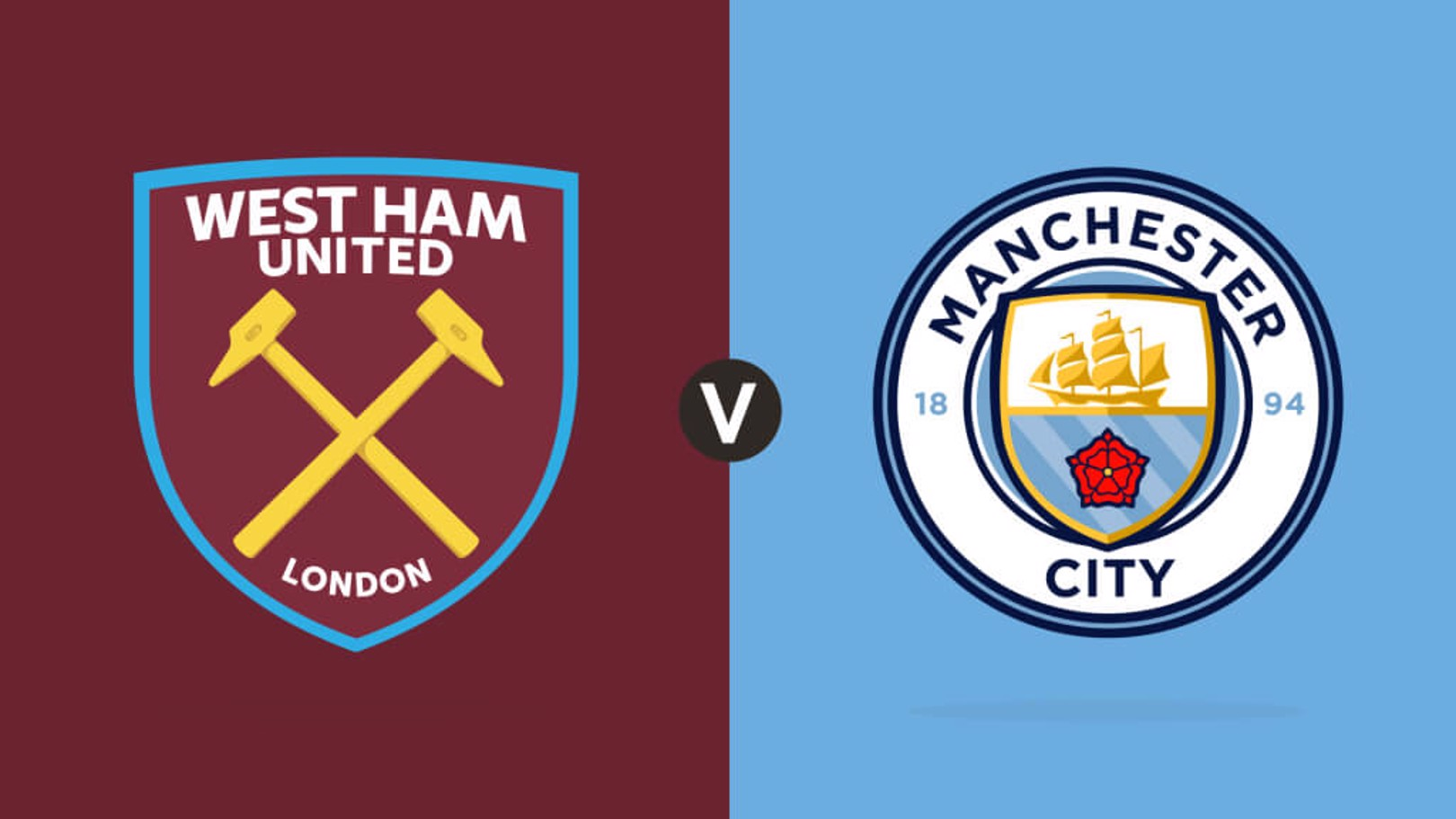 MATCHDAY LIVE WEST HAM V CITY