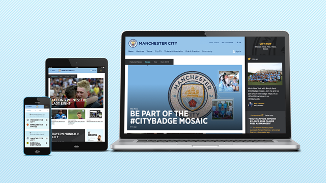 New website launches
