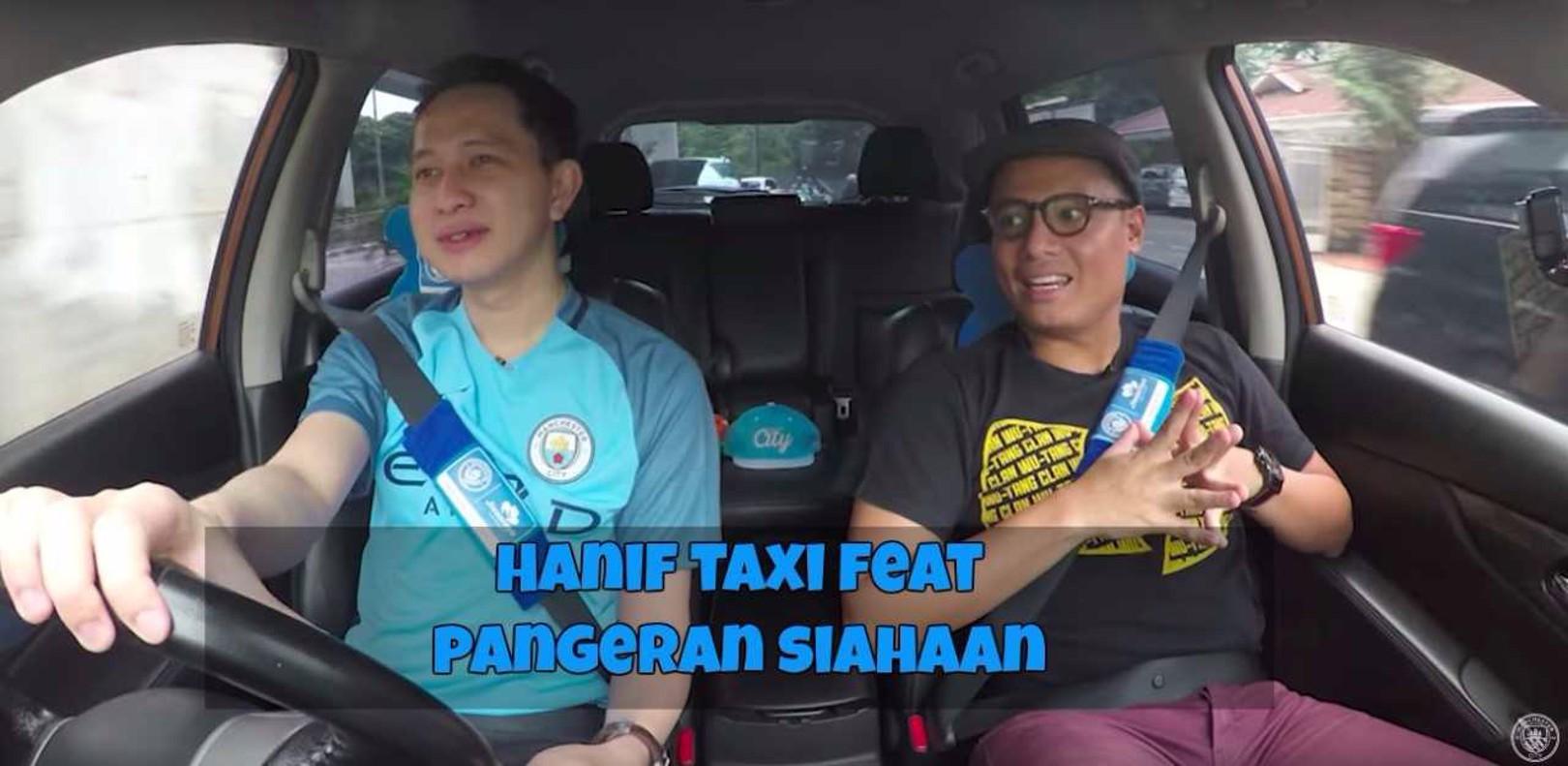 Hanif Taxi feat Pangeran Siahaan