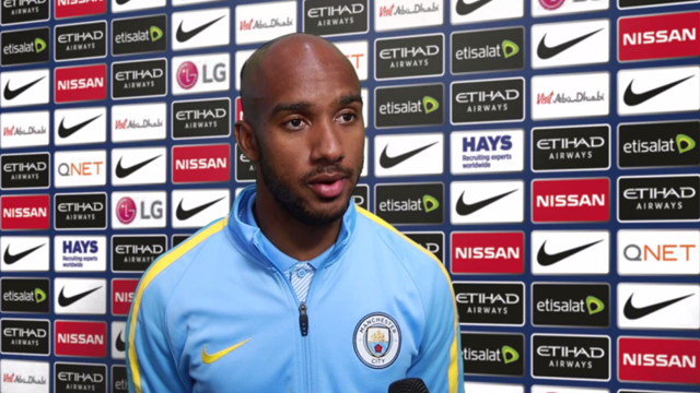 """""""EVERYBODY'S DELIGHTED"""": Delph's post match reaction"""