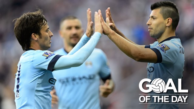 GOTD: Silva silences St. James
