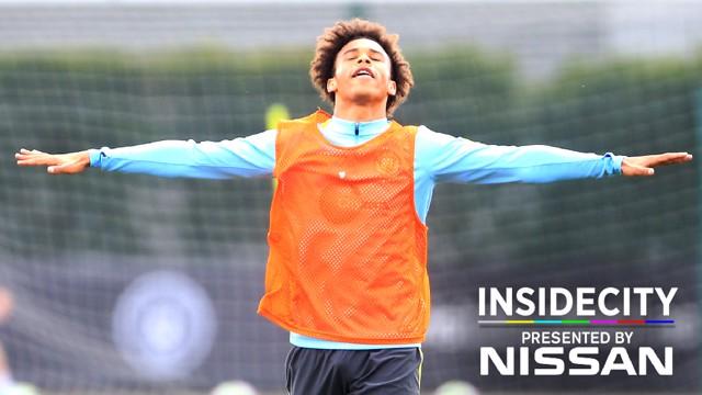 SANE: Leroy's training steps up a notch