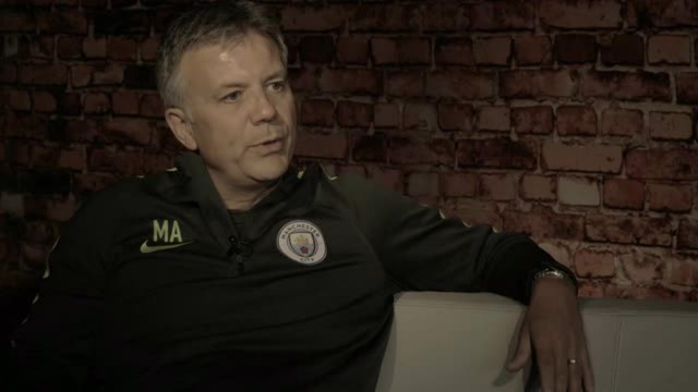 BRIGHT FUTURE: Academy Manager Mark Allen reflects on a successful 2015/16 season.