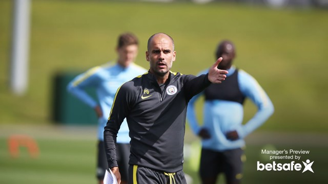 GUARDIOLA: Boss on Black Cats test