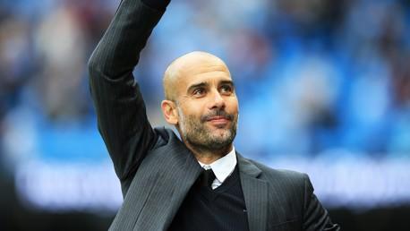 Guardiola sets new City record