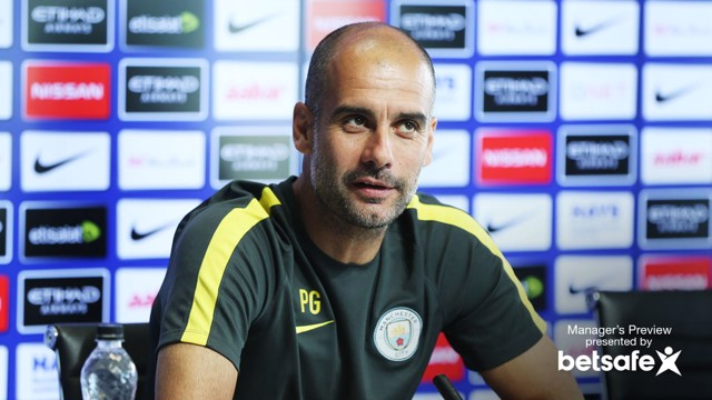 PEP: The boss addresses the press