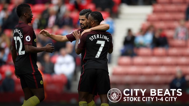 CITY BEATS | First away win of the season set to music!