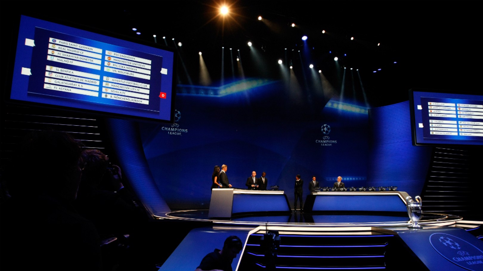 Need to Know: UEFA Champions League draw