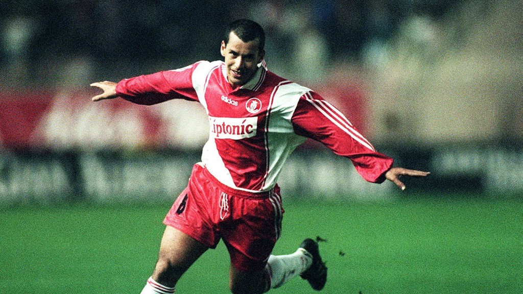 ALI B: In action for AS Monaco