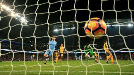 Man City v Arsenal: Brief highlights