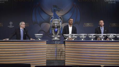 Champions League draw: Txiki Begiristain reaction