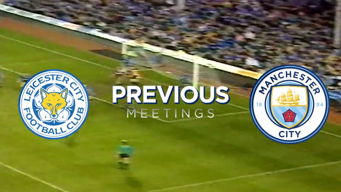 CLASSIC CLASHES: Previous Leicester v City encounters