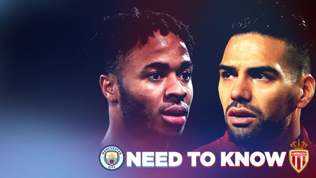 CITY V MONACO: Need to know