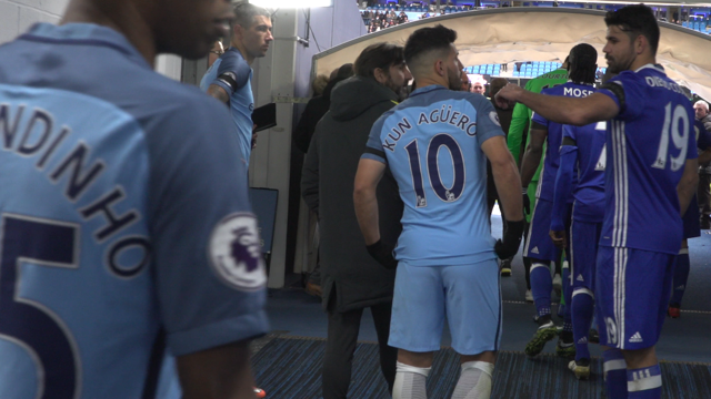 TUNNEL CAM: What went on away from public view?